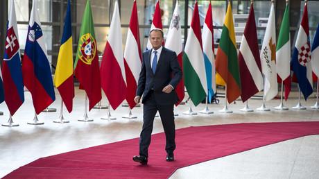 EU-Ratspräsident Donald Tusk ruft 27 restliche Mitgliedsstaaten zur Einheit auf