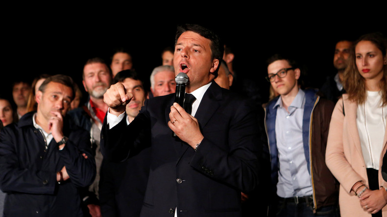 Italiens Ex-Ministerpräsident Renzi wieder zum Chef der Regierungspartei gewählt
