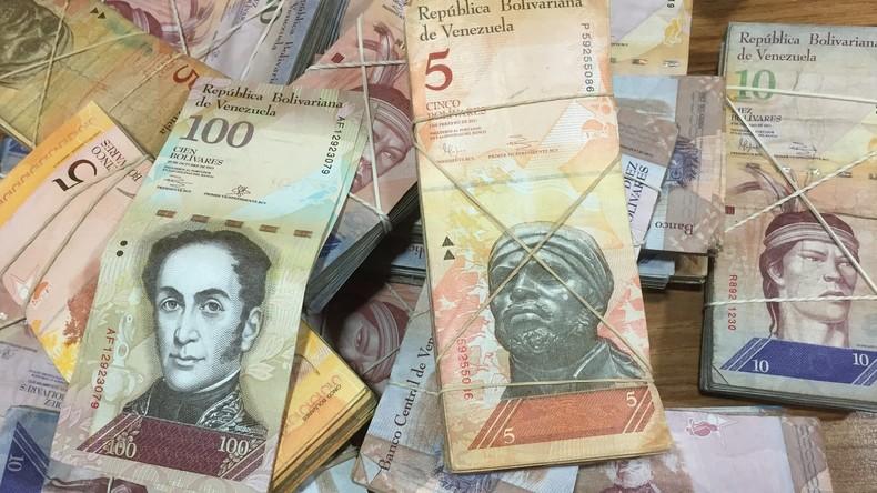 Venezuelas Regierung hebt Mindestlohn an