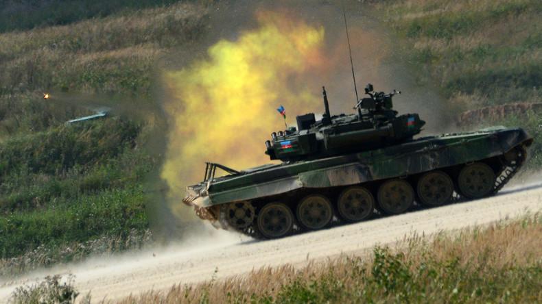 Türkei und Aserbaidschan starten gemeinsame Militärübungen