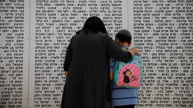 Israel gedenkt seiner getöteten Soldaten und Terroropfer