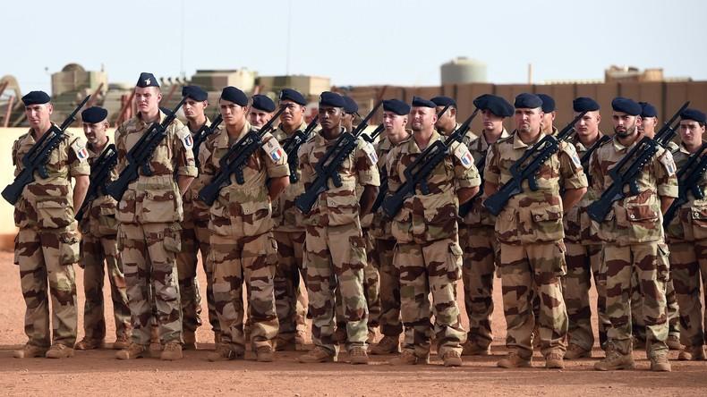 Französische Truppen töten 20 Terroristen in Mali