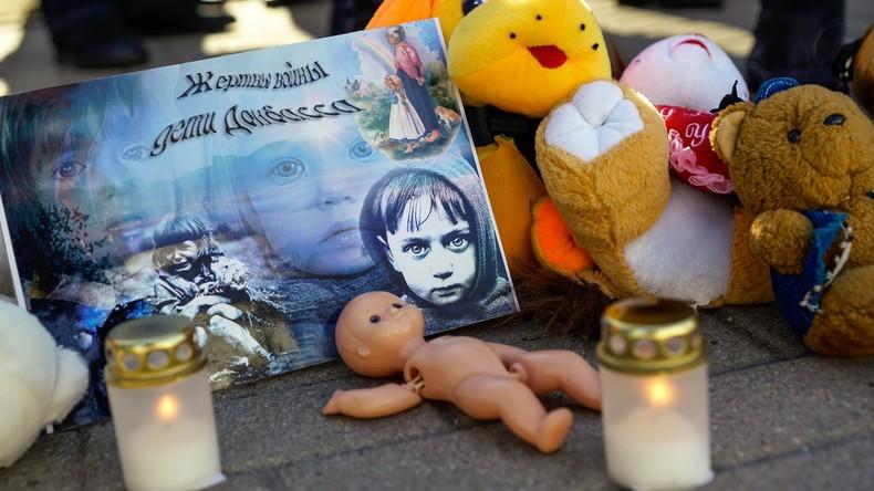 """Flüchtlinge aus der Ostukraine erzählen: """"Warum kommen sie, um uns zu töten?"""""""