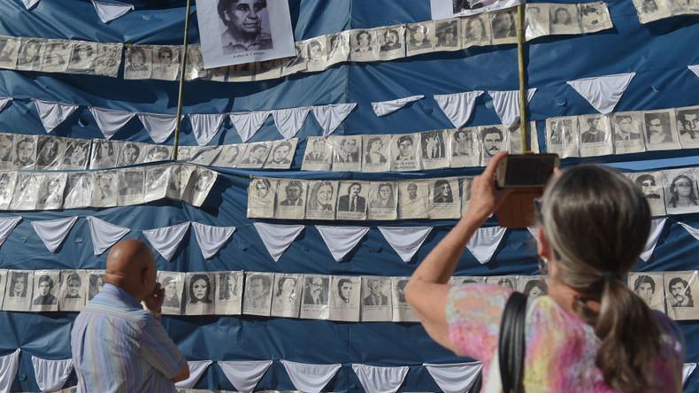 """Argentinien: """"Mütter von der Plaza de Mayo"""" gedenken Opfer der Militärdiktatur"""
