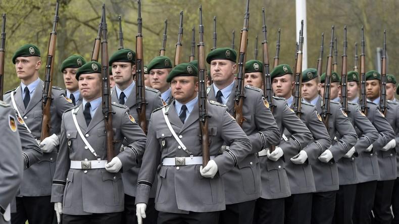 Ein Offizier und Flüchtling: Der unglaubliche Fall des Oberleutnants Franco A.