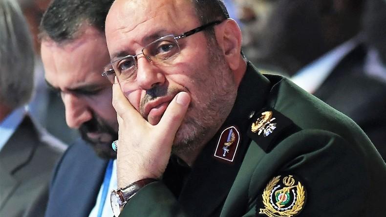 """Iranischer Verteidigungsminister: """"Gegen Iran wurden Chemiewaffen mehrfach eingesetzt"""""""