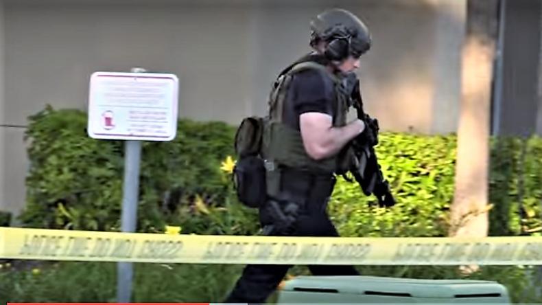 Amoklauf in San Diego: Mann feuert auf Partygäste, zwei Tote und sechs Verletzte