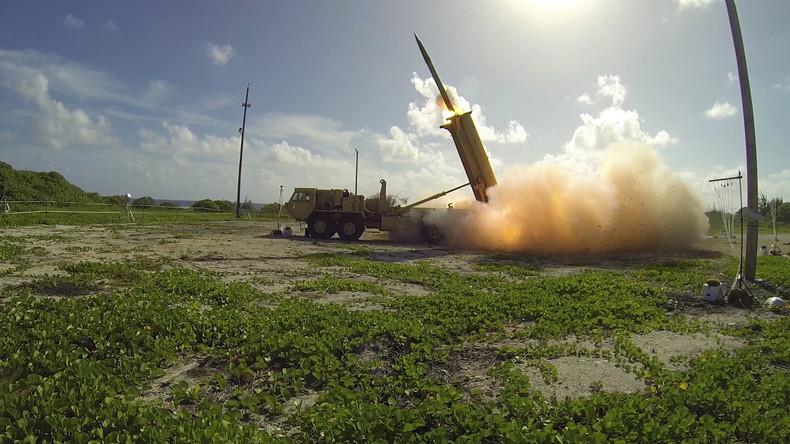 USA: Raketenabwehrsystem THAAD in Südkorea einsatzbereit