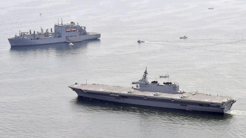 Korea-Krise: Letzte Drohgebärden vor dem Kriegseintritt?