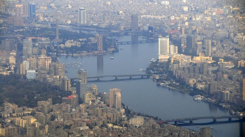 Unbekannte töten in Kairo drei Polizisten