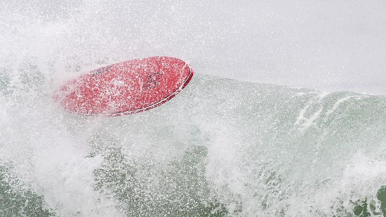 Surfer nach 30 Stunden vor schottischer Küste aus Meer gerettet