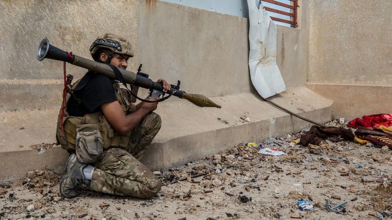 Zehn irakische Soldaten sterben bei IS-Angriff im Westen des Irak