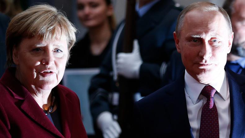 Merkel in Russland: Warum hohe Erwartungen nicht angebracht sind