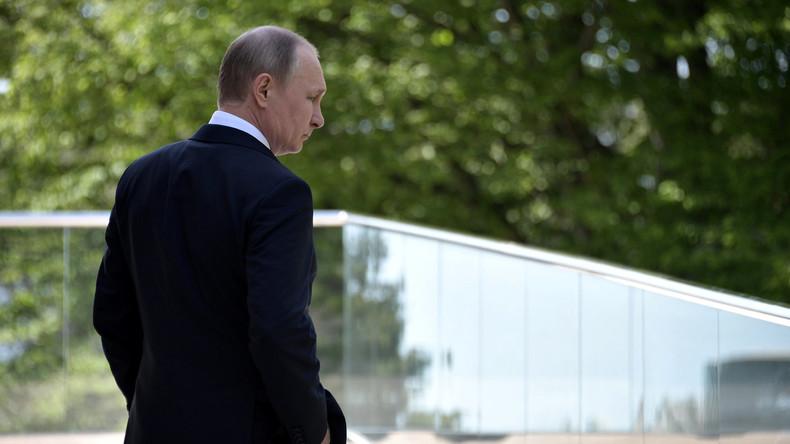 """Wladimir Putin zum Jahrestag des Odessa-Massakers: """"Die Weltgemeinschaft darf es nicht vergessen"""""""