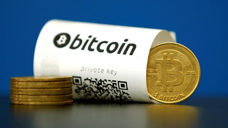 Cyberwährung Bitcoin erreicht neue Rekordstände: 1 Bitcoin kostet 200 US-Dollar mehr als Unze Gold