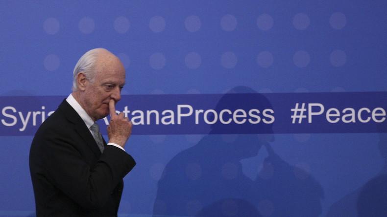 Astana: Neue Runde der Syrien-Friedensgespräche