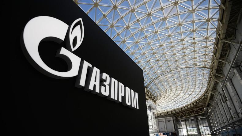 Gazprom schafft 15 Prozent Exportzuwachs nach Europa