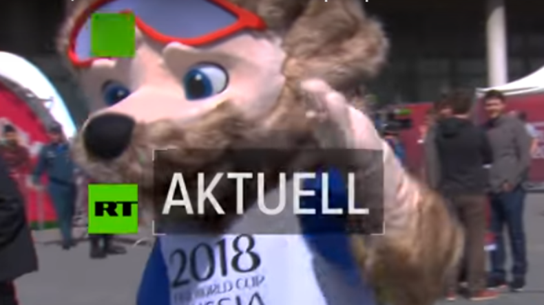 Weltmeister, Funktionäre und Fans: Confed-Cup-Funpark eröffnet in Moskau