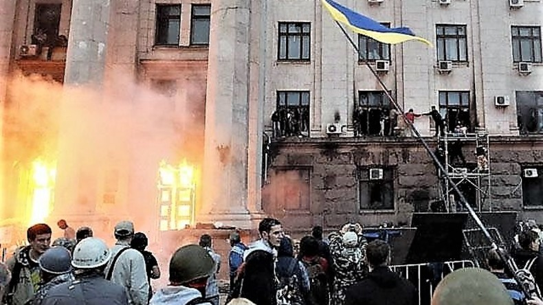 Dritter Jahrestag des Odessa-Massakers: Ein ungesühntes Verbrechen vor laufenden Kameras