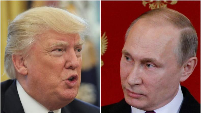 Putin und Trump visieren Gespräch nach G20-Gipfel in Hamburg an