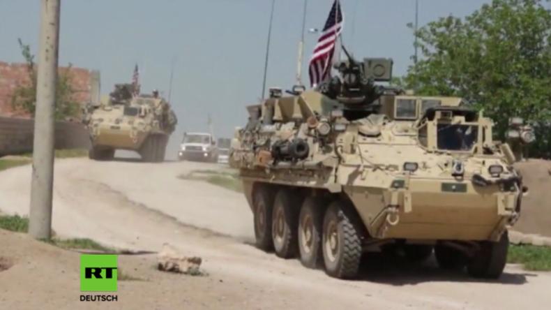 "Syrien: US-Truppen starten an türkischer Grenze Beobachtermission  - Türkei fühlt sich ""gekränkt"""