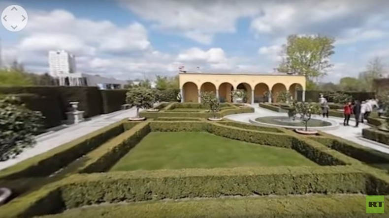 Virtueller Rundgang (360°) über die Internationale Gartenausstellung 2017 in Berlin