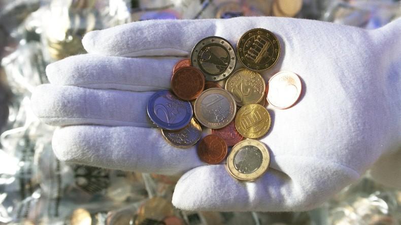 Studie: Mehrheit der Deutschen will nie auf Bargeld verzichten