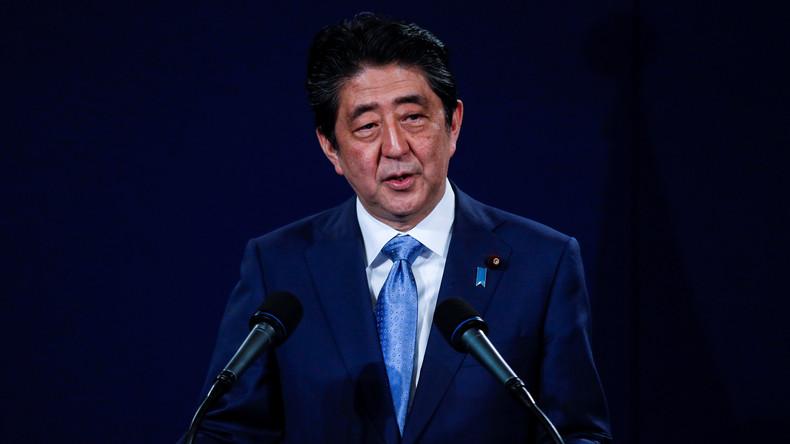 Japan bereit für den Krieg: Liberal-demokratische Regierung will pazifistische Verfassung abschaffen
