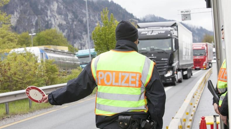 Deutschland will sich nicht auf Ende von Grenzkontrollen festlegen