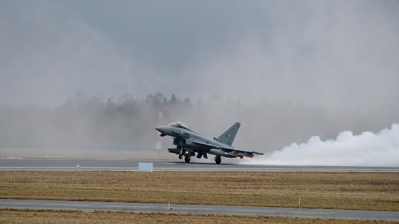 Deutsche Piloten beenden NATO-Luftraumüberwachung über Baltikum