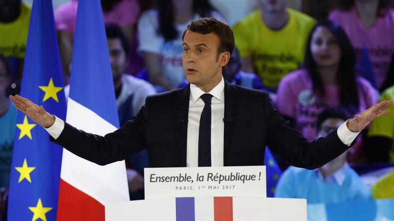 Russlands EU-Botschafter wirft Macron Einschränkung der Pressefreiheit vor