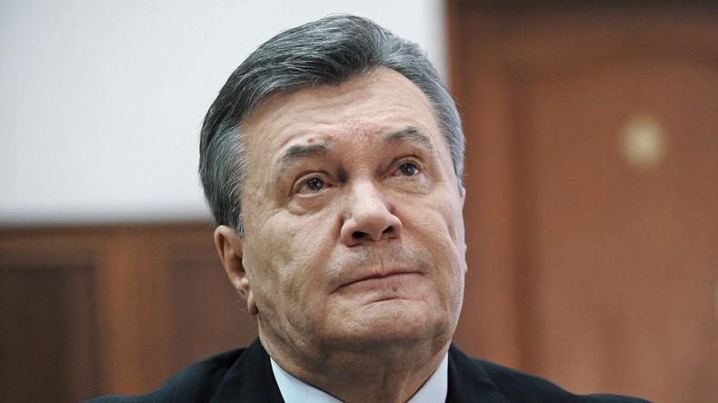 Interpol streicht Kiewer Ex-Präsident Janukowitsch von der Fahndungsliste