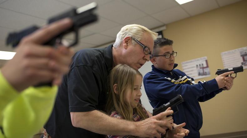Heckler & Koch bauen Fabrik in den USA: Deutsche Waffen für amerikanische Zivilisten