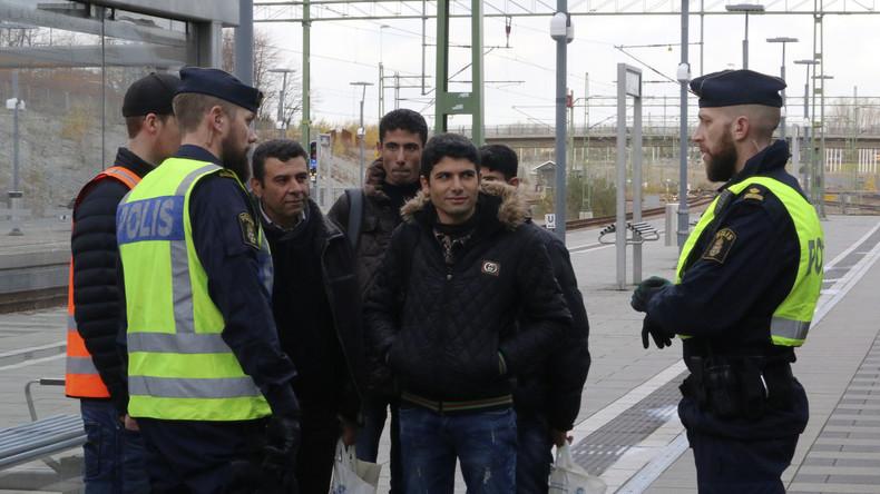 Aufhebung von Grenzkontrollen zwischen Dänemark und Schweden