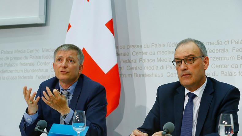Spionageskandal: Schweiz schickte weiteren Agenten in Finanzverwaltung von Nordrhein-Westfalen
