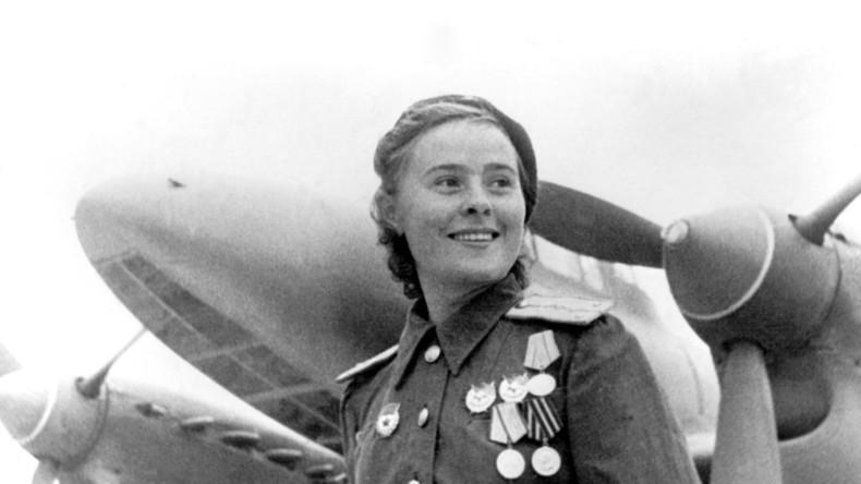 Funkerinnen, Partisaninnen, Scharfschützinnen und Pilotinnen: Das weibliche Gesicht des Krieges
