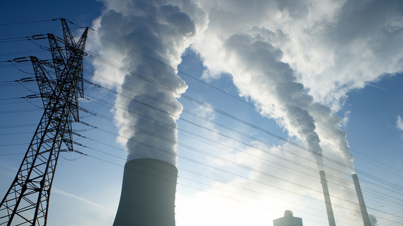 Minimaler Rückgang bei CO2-Emissionen in Europa