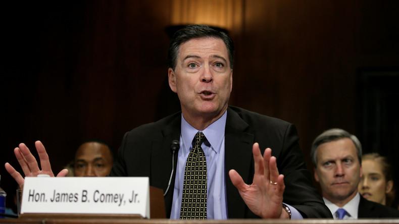 """FBI-Direktor James Comey: Wikileaks ist """"Informations-Porno"""", aber Russland größere Gefahr"""