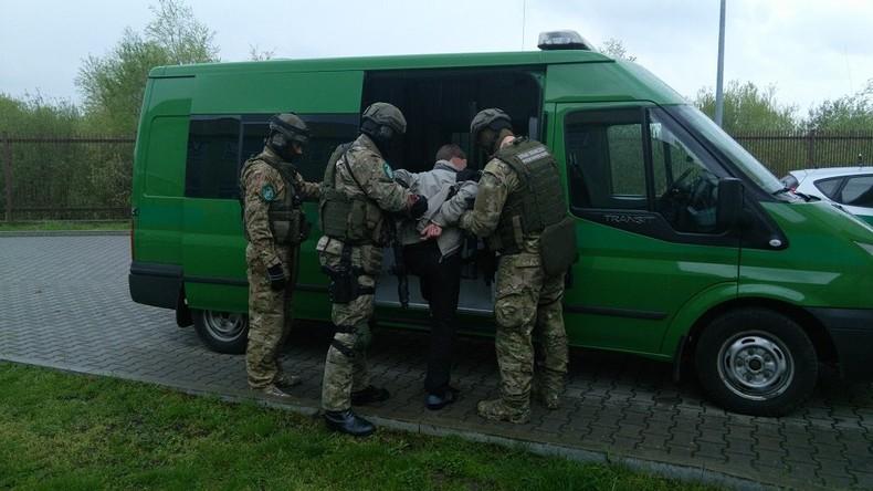 Vorwurf von Kriegsverbrechen in der Ukraine: Österreichischer Söldner wird in Polen gefasst