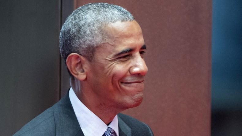 Barack Obama spricht sich für Emmanuel Macron  aus