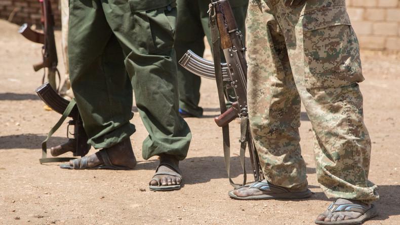 UN-Friedenstruppe in Hungersnotgebiet in Südsudan angegriffen