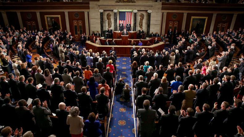 US-Kongress billigt Haushaltskompromiss
