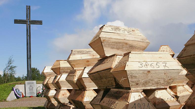Sologubowka – Die größte deutsche Kriegsgräberstätte der Welt