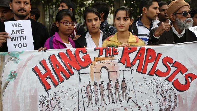 Indiens Oberstes Gericht bestätigt Todesstrafe für Vergewaltiger