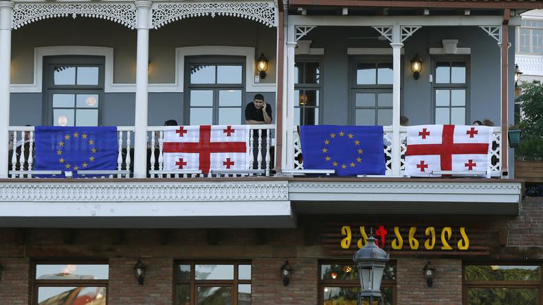 Europa stellt Georgien 32 Millionen US-Dollar Finanzhilfe zur Verfügung