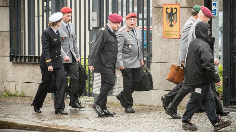 Deutsches Verteidigungsministerium gesteht Defizite ein