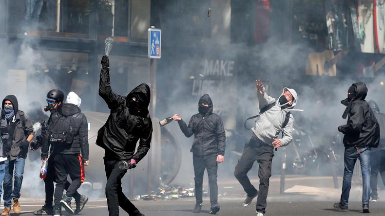 Umfrage zeigt: Europas Jugend bereit für die Revolte
