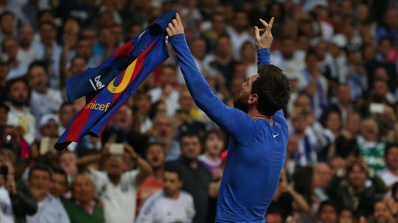 FIFA hebt Sperre gegen Lionel Messi auf