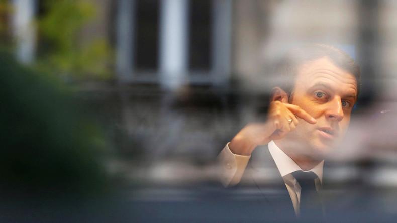 Französische Wahlkommission warnt Medien vor Veröffentlichung geleakter Macron-Dokumente