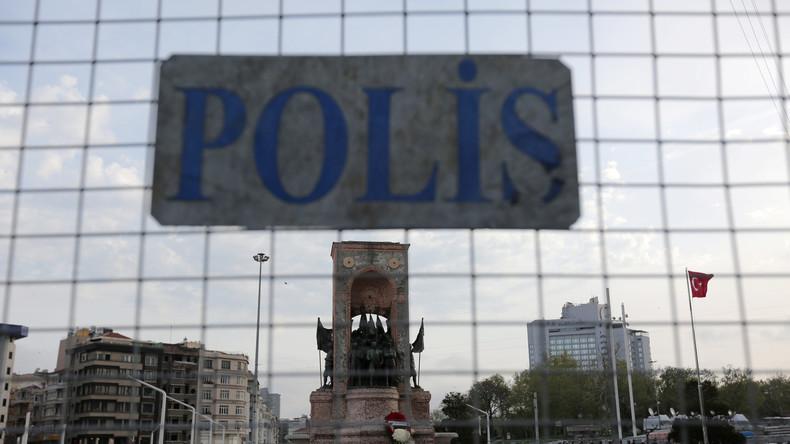 Türkische Polizei tötet 18-jährige Verdächtige bei Anti-Terror-Operation in Istanbul